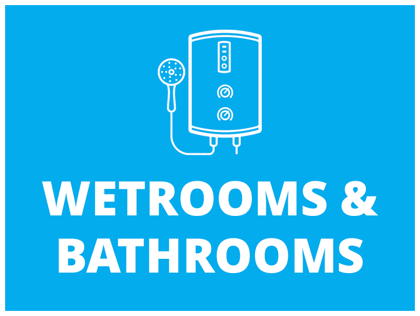 Somerset wetrooms and bathrooms